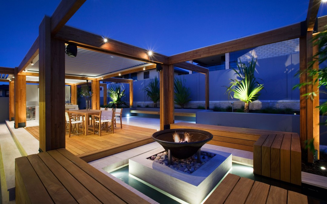 *Want the perfect outdoor living space?